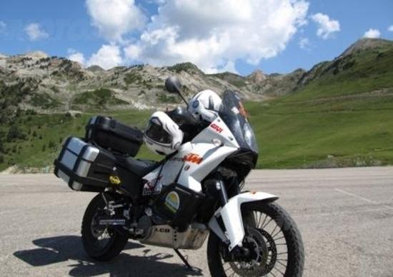 Moto Raid: Spagna, Portogallo e Pirenei