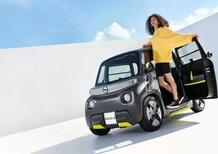 Novità Opel per la città: la piccola Rocks-e (sorellina di Ami)