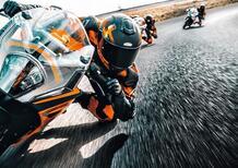 Nuove KTM RC 390 e RC 125 2022