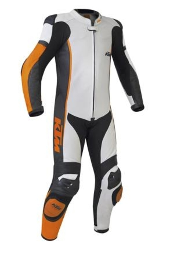 KTM PowerWear: tuta in pelle RSX SUIT 14