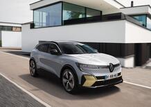 Renault Megane E-Tech Electric al Salone di Monaco 2021 [Video]