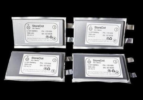 Nuove batterie per veicoli. Si ricaricano in 10 minuti
