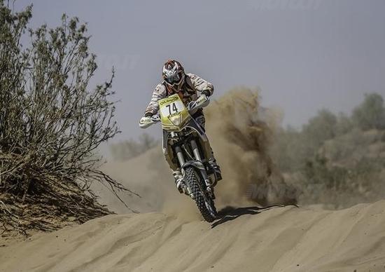 Mondiale C-CR, Rally OiLibya del Marocco. Giuseppe Recchi, l'appassionato che viene da un altro Mondo