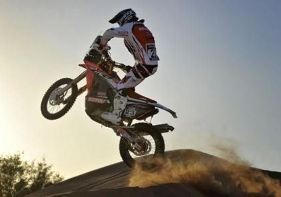 Mondiale C-CR, Rally OiLibya del Marocco. Dejà Vu. Barreda (Honda), vince la 5° tappa e torna in testa