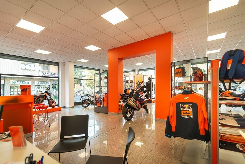 KTM, apre la nuova concessionaria K-Monza