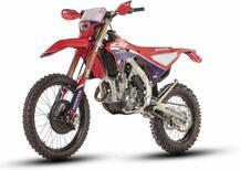 Honda gamma CRF-RX Enduro 2022. Prezzi e dati