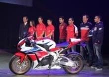 EICMA 2013. Honda CBR1000RR Fireblade SP