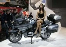 EICMA 2013: BMW R1200RT