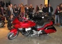 EICMA 2013. Honda CTX1300