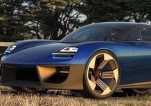 E se la prossima Porsche 911 fosse Full Electric?