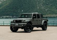 """Militem Ferox T: il nuovo Pick-SUV italo americano super cattivo e pronto """"a caricare"""" (anche le barche)"""