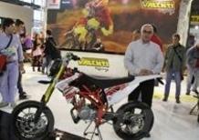 EICMA 2013. Valenti 50 Enduro e Supermoto S.01 e N.01