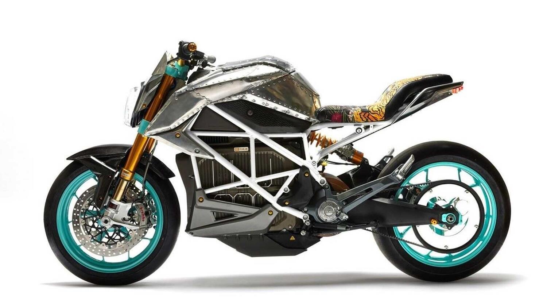 See See Motorcycles, un tocco Nike per la Zero SR/F