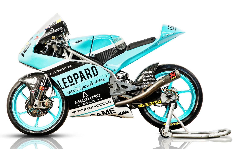 All'asta da Bonhams cinque missili della MotoGP [GALLERY]