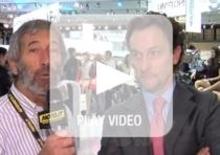 EICMA 2013: Andrea Buzzoni, BMW Moto nuove e un'idea per la SBK