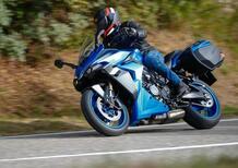 Novità Moto 2022: Suzuki