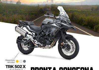 Benelli TRK 502 X (2021) - Annuncio 8517309