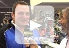 EICMA 2013: Tommaso Benvenuti, Suzuki Crediamo molto nella V-Strom 1000
