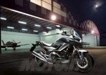 Honda NC750X nelle concessionarie ufficiali a partire da 6.990 Euro
