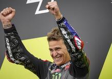 MotoGP 2021. GP di Misano2. Quartararo campione del mondo, tutto è iniziato in un parcheggio