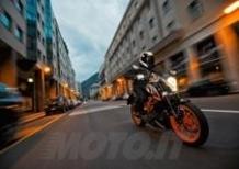 KTM proroga le promozioni sulla 390 Duke fino al 31 dicembre