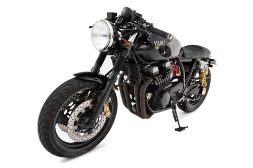 Ellaspede Bikes Yamaha XJR 400 - News - Moto.it