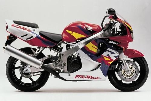 1996 CBR900RR Fireblade