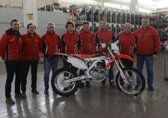 RedMoto con il Team Honda-Zanardo e Alex Salvini