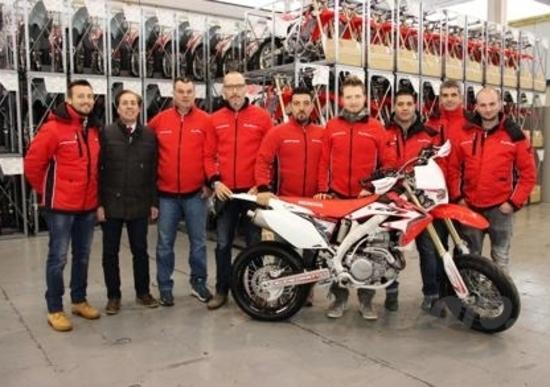 RedMoto parteciperà al Campionato Mondiale e Italiano Supermoto