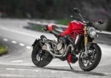 Giulio Malagoli, Ducati: Monster 1200, un due valvole al quadrato