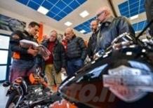 Massimo Clarke: Non solo training, alla Harley-Davidson University!