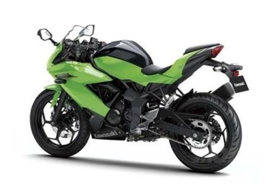 Kawasaki Ninja 250RR, per ora solo in Asia