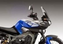 Variazioni sul tema Yamaha MT. Con un futuro di serie?
