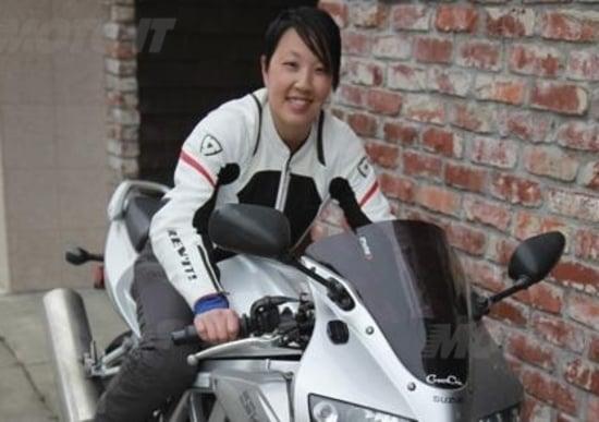 Joanne Donn, nuovo riferimento del web per le motocicliste USA