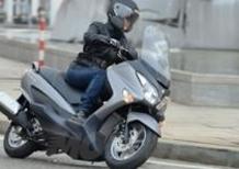 Suzuki Burgman 125 e 200 ABS