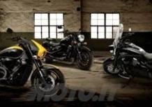 Nuove colorazioni per le Suzuki C800B e C1500BT