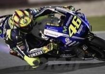 Rossi: Espargaro favorito per la pole