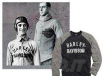 Harley-Davidson: collezione maglie Genuine 2014
