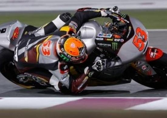 GP Qatar, a Rabat e Miller Moto2 e Moto3