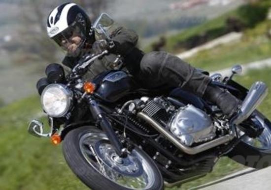 Guida alla Triumph Bonneville