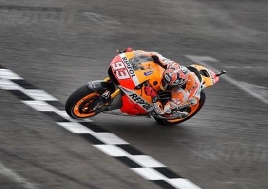 Marquez: può vincere tutte le gare della stagione