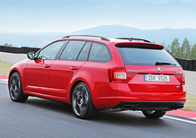 Skoda Octavia RS 230 [Video prime impressioni]