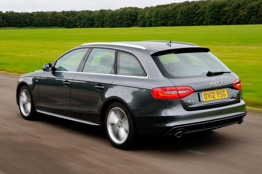 Audi A4 Avant 2 0 Tdi 150 Cv Multitronic Business Plus 01