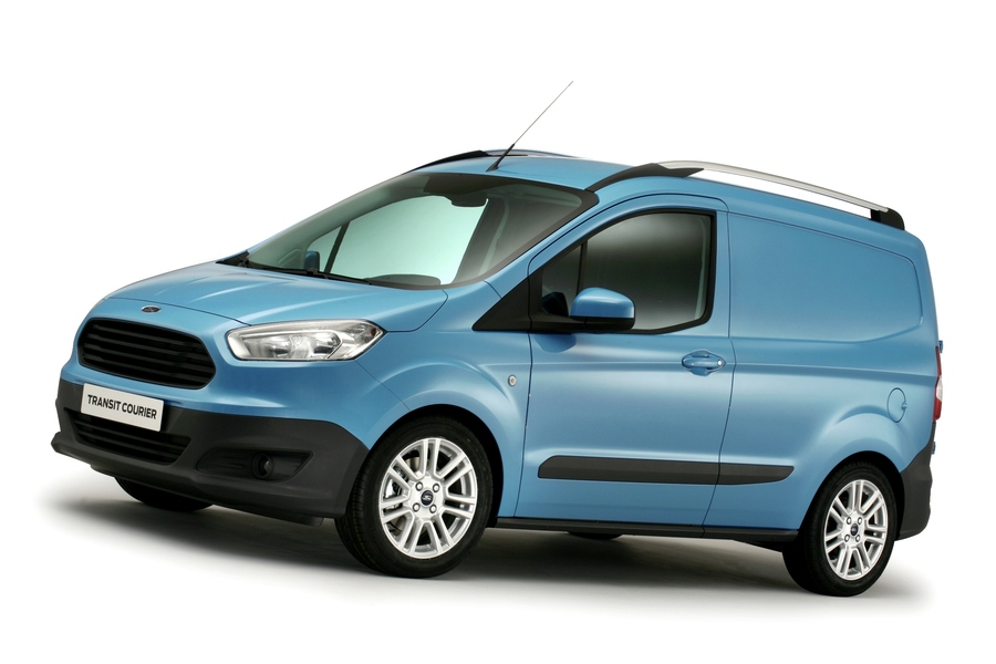 Ford Transit Courier Courier 1.5 TDCi 75CV Van Trend (4)