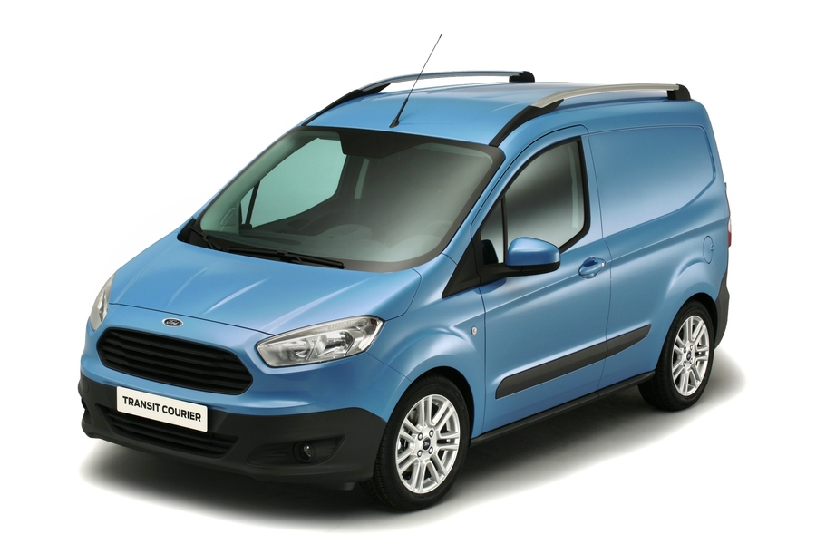 Ford Transit Courier Courier 1.5 TDCi 100CV Van Entry (2)