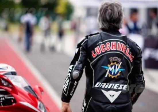 MV Agusta Dazeroa300: il corso di guida sicura e sportiva con Marco Lucchinelli