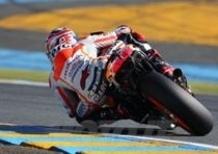 MotoGP a Le Mans, Marquez in pole position