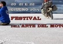 20-22 giugno: Festival dell'Arte del MotoViaggio