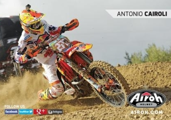 Airoh  e Bruno Moto presentano l'evento benefico Motocross Freestyle