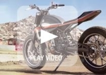 Roland Sands Design KTM 690 Tracker